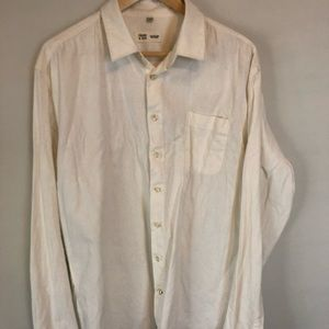 Heavy cotton/linen shirt
